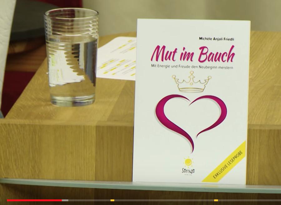 Anjali Friedli zum Buch Mut im Bauch Sendung Time To Do