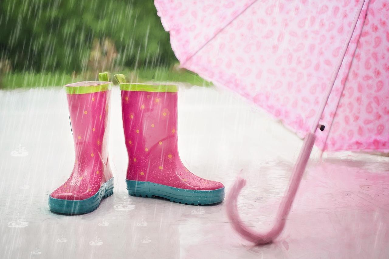 Das Wetter und das Spiel der Emotionen Anjali Friedli
