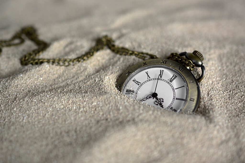 Ein Trick, wie du dir im Alltag mehr Zeit verschaffst