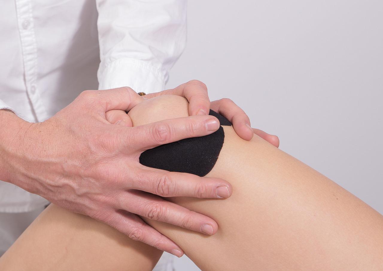 Knie Heilung