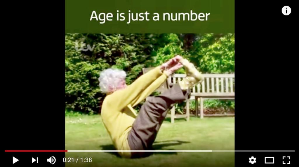 Lerne von den Besten! 105 Jahre Alt - fit & lebensfroh! Das kannst du auch!
