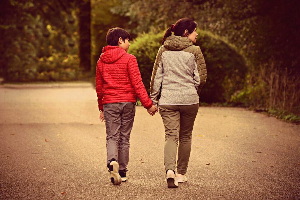 Quantenheilung Mutter Sohn Beziehung harmonisieren