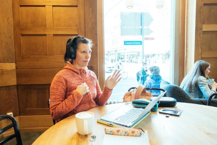 Quantenheilung Anwendend Anjali Friedli Starbucks