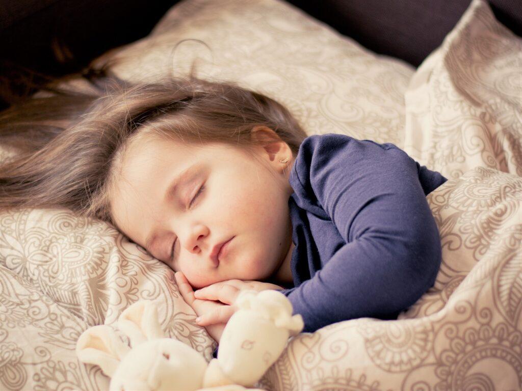 Quantenheilung mein Kind kann wieder schlafen