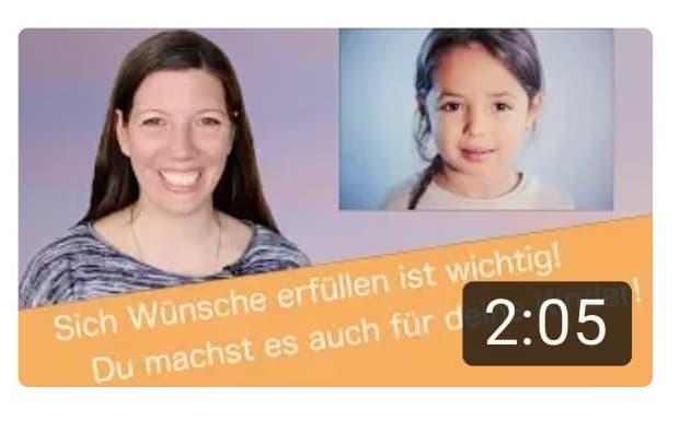 Video 2 Verhaltensmuster von Kindern bei sich selber auflösen