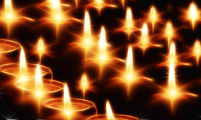 Zeit für Besinnlichkeit und das Licht der Seele